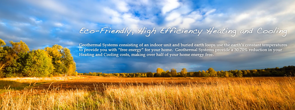 Geothermal Heating and Cooling